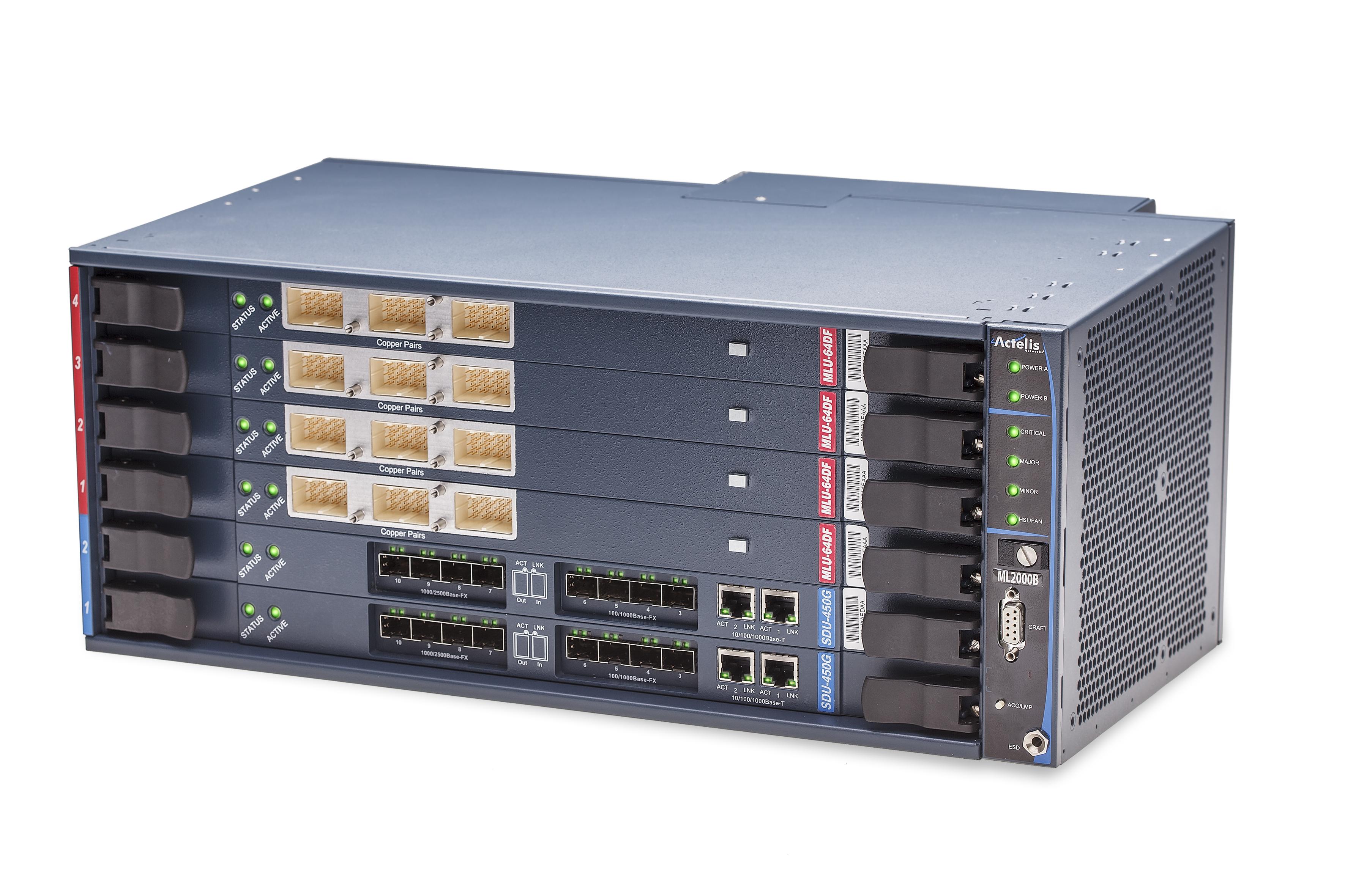 ml2300 actelis networks rh actelis com