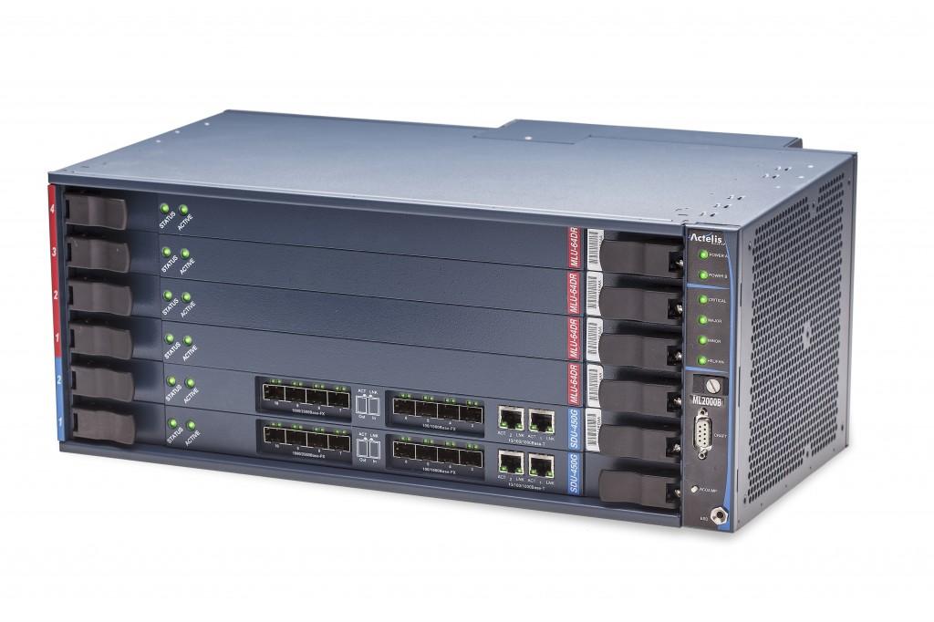 ML2300 Aggregation, Rear Access