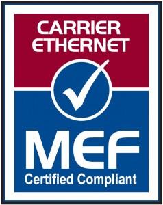 MEF compliant logo