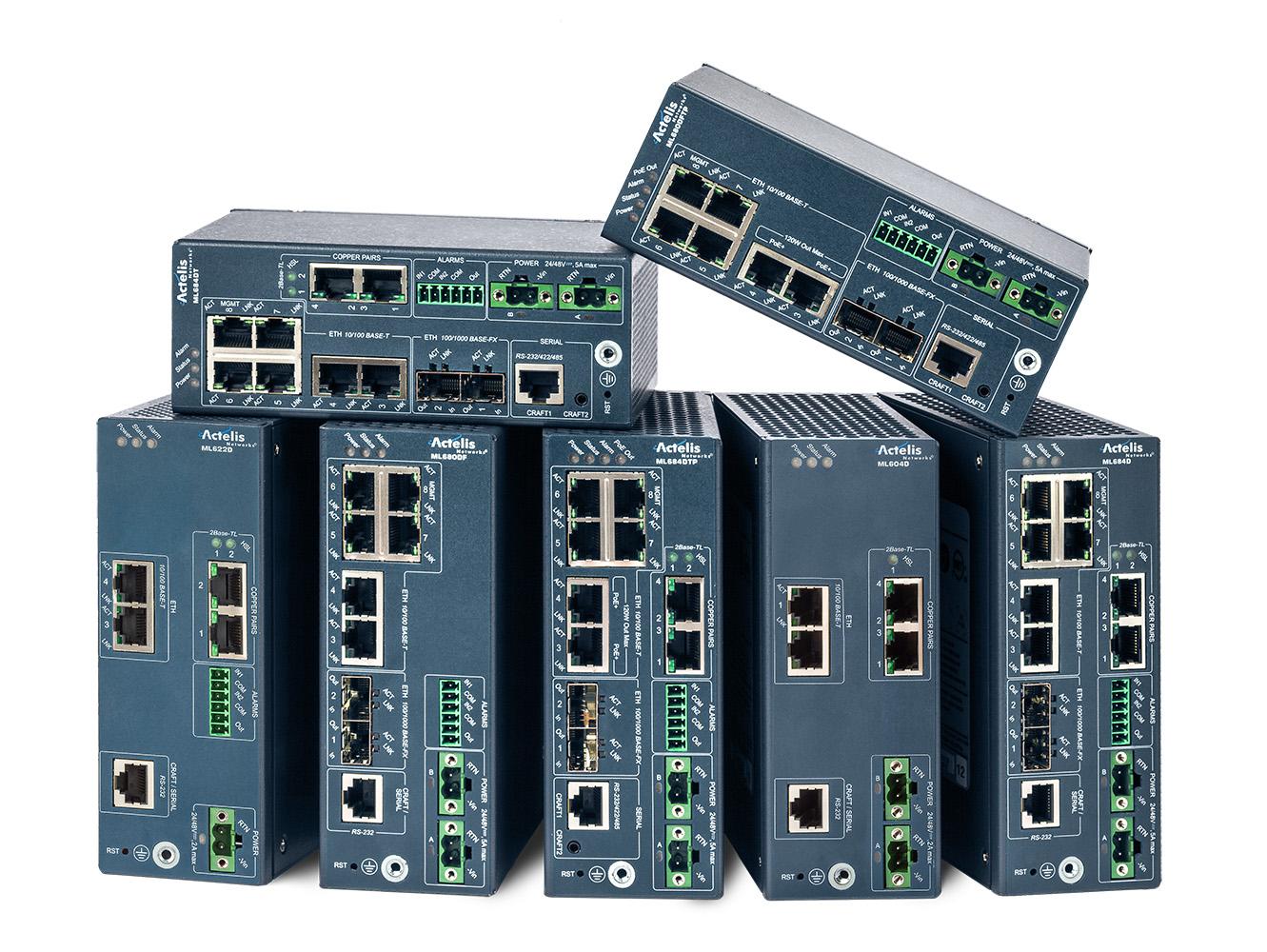 industrial ethernet actelis networks rh actelis com